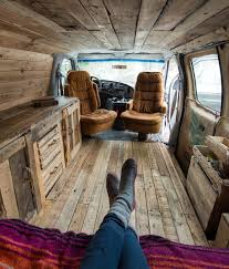 DIY Van Decoration Ideas To Make Your Road Trip More Simple And Impressive