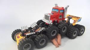 100 16 Truck Wheels Tomy Toys 1986 Monster Machine Wheel Mad Masher Semi Gear