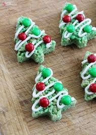Christmas Tree Rice Krispies Treat Pops