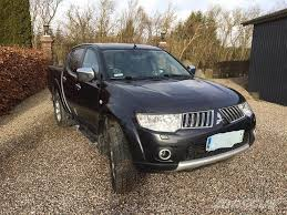 Used Mitsubishi L 200 4X4 2,5 DI-D Intense Pickup Trucks Year: 2013 ... New Mitsubishi L200 Pickup Truck Teased In Shadowy Photo Review Greencarguidecouk Facelifted Getting Split Headlight Design Private Car Triton Stock Editorial 4x4 Pinterest L200 Named Top Best Pickup Trucks Best 2018 Bulletproof Strada All 2014 2015 Thailand Used Car Mighty Max Costa Rica 1994 Trucks Year 2009 Price 7520 For Sale