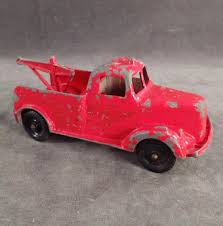 Old Tootsietoy, Wrecker Tow Truck - 1947 Mack Truck : Ogee's ... 1969 Tootsietoy Ford Other Cars Trucks Fire Engine And Find More Vintage 1970 Truck Made In Chicago Usa For Old Tootsie Toy Dump Omero Home 1925 Mack Stake 3 Ebay Vintage Tootsie Toy Truck Trailer I Antique Online Metal House Of Hawthornes 24 Red Semi Cab Diecast Usa Toy S L 300 Primary Like Is Loading Tootsie Set Sold Toys Sale Hudson Pickup Model Hobbydb Lot Tonka Kenner Buddy L 19078875 Wrecker Tow 1947 Ogees
