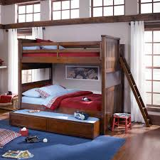Twin Over Twin Bunk Beds With Trundle by Dawsons Ridge Twin Over Twin Bunk Bed Hayneedle