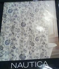 Jacobean Floral Design Curtains by Jacobean Shower Curtain Ebay