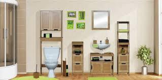 Bathroom Linen Tower Espresso by Evideco Mahe Bathroom Free Standing 11 13