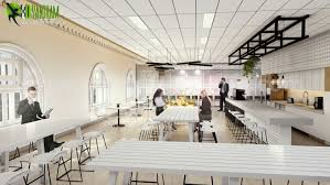 100 Interior Designers And Architects 3D Architectural Animation Of Office Space