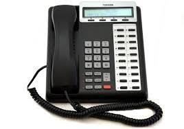 Toshiba - DKT3220SD Replacement Telephone - Wholesale Telecom Inc.