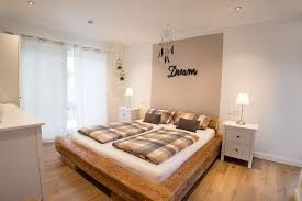 rustikales schlafzimmer im landhausstil fischerhaus