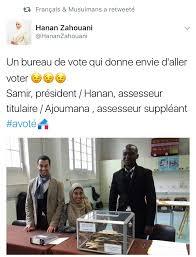 assesseur titulaire bureau de vote a charbonnier on bonjour williamdelannoy une femme