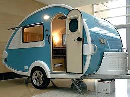 Small Trailer With Bathroom Travel Houses Interior Design For Sale