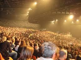 le 13 mars 2008 concert de christophe maé au zénith de