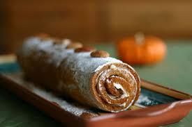 Libbys Pumpkin Roll Recipe by Pumpkin Roll Recipe Pinch My Salt