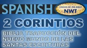 2 CORINTIOS AUDIO LIBRO COMPLETO E IMAGEN BIBLIA TRADUCCION DEL NUEVO MUNDO ESPANOL