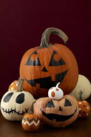 Preserve Carved Pumpkin Forever by How To Paint A Pumpkin Tips And Ideas