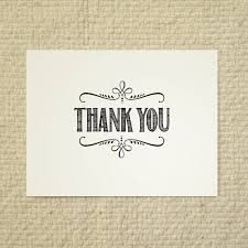 DIY Thank You Card Handlettered Rustic Love By AmyAdamsPrintables 1500 Calligraphy