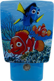 Finding Nemo Bathroom Theme by Jasco Disney Pixar Finding Nemo Led Night Light Amazon Com