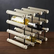 J K Adams Modular Wood Wine Rack