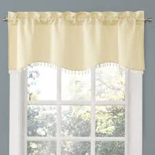 Bed Bath And Beyond Curtains And Valances by Buy Gold Valances From Bed Bath U0026 Beyond