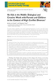 PDF No Kids In The Middle Dialogical And