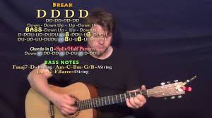 Today Smashing Pumpkins Tablature by Today Brad Paisley Guitar Lesson Chord Chart Youtube