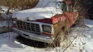 100 78 Ford Truck Truck And GMC Bus Out In The Weeds YouTube
