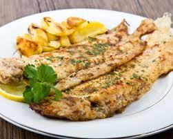 recette filet de merlan et ses pommes de terre au four