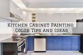 Color Ideas For Painting Kitchen Cabinets Kitchen Cabinet Painting Color Tips And Ideas Aspen