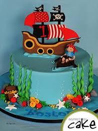 Little Mermaid Birthday Cake Walmart Beautiful Pirate Birthday Cake