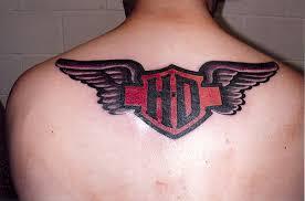 30 Oustanding Harley Davidson Tattoos