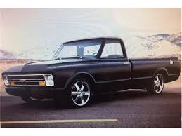 100 C10 Truck For Sale 1967 Chevrolet For ClassicCarscom CC1104086