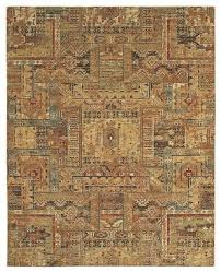 Captivating Rustic Area Rugs Southwesternlodge Arabesque Rug Southwestern