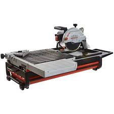Harbor Freight Tile Saw 10 by 10