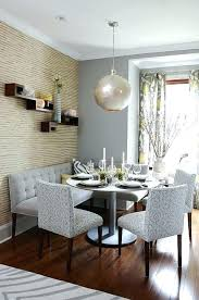 Modern Dining Room Wall Decor Best Contemporary Rooms Ideas On Innovative Cool Gray With Chair Rail