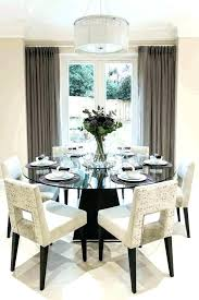 Round Dining Room Rugs Rug Ideas Table Adjustable Height Seats Chair Set