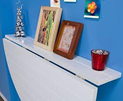table cuisine murale rabattable sobuy fwt10 w table murale rabattable en bois table de cuisine pliabl