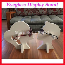 Free Shipping Creative Head Shape Of Sunglasses Display Stand Eyeglasses Sun Glasses Prop For Optical