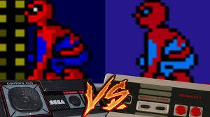 NES Vs Sega Master System