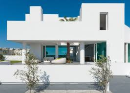 98 Pinterest Coastal Homes 10 Idyllic Greek Island Homes From Dezeens Boards