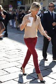 73 best how to wear dark red jeans images on pinterest burgundy
