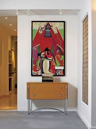 Heywood Wakefield Dresser Los Angeles by An Edgy Manhattan Loft By Nancy A Ruhling Articles