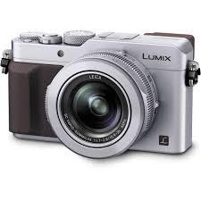 Panasonic Lumix DMC LX100 Digital Camera Silver