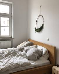 guten morgen aus dem schlafzimmer deko diy kran