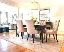 Rugs For Dining Tables Room Area Ideas Rug