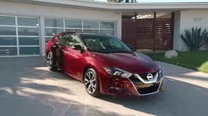 2017 Nissan Maxima – Interior