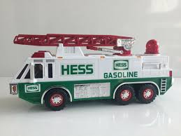 100 Hess Toy Truck Values 2 1996 Emergency Ladder Fire S EBay
