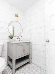 The Best Small Bathroom Ideas To Make The 15 Tiny Bathroom Ideas And Pictures Hgtv S Decorating