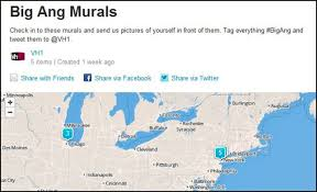 vh1 creates foursquare locations for mob wives star big ang