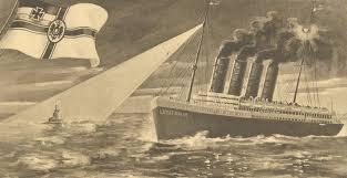 When Did Lusitania Sink by Sm U 20 Germany Wikipedia