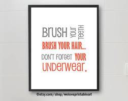 Funny Bathroom Art Etsy by Funny Bathroom Print Printable Art Bathroom Sign Bathroom