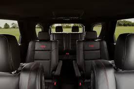 Dodge Durango Captains Seats by 2018 Dodge Durango Suv Dodge Canada