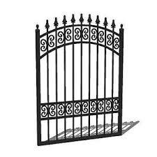 Metal Garden Gates